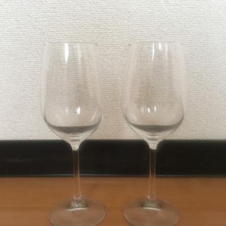 ワイングラス 2個 - 杉並区