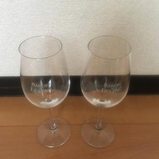 ワイングラス 2個の画像