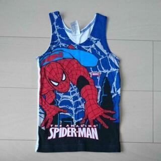 スパイダーマン ノースリーブシャツ 90サイズ