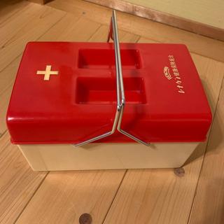 薬箱 レトロ