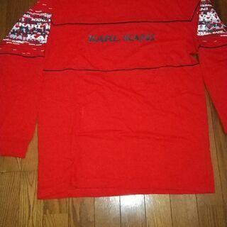 新品KANIのロングTシャツです。