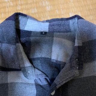 長袖シャツ 無印良品