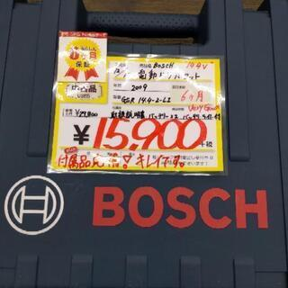 BOSCH ボッシュ 電動ドリルセット 2009年式 GSR14.4-2-LI 0111-07 - 売ります・あげます