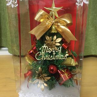 【美品】箱入りクリスマスツリー