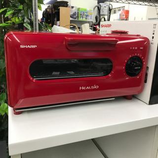 新品!SHARP AX-H1-R 2016年製 オーブントースター