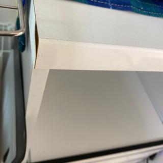レンジ台 キッチンボードの画像