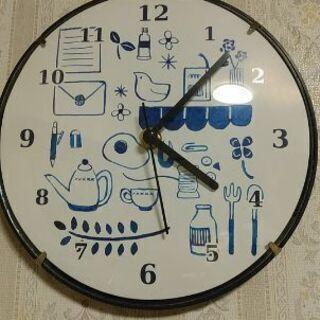 キッチン掛け時計