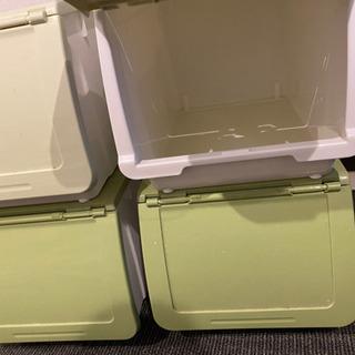 【交渉中】ニトリの収納BOX