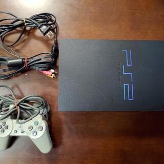 PS2 本体セット ゲームソフト約30本付