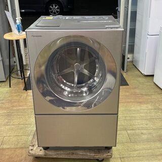 【安心1年保証】Panasonicの10kgドラム洗濯機/中古...