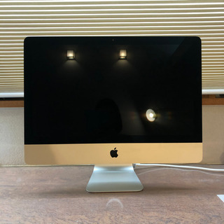 商談中 iMac i5 1.6GHz 21.5インチ(Late ...