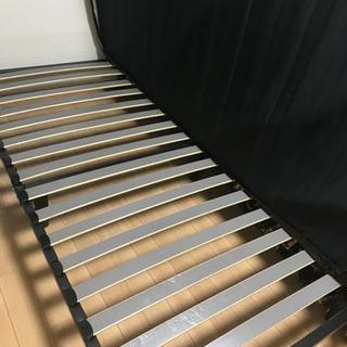【ネット決済】ニトリ 脚付きマットレス シングルベッド