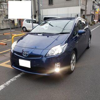 プリウスGツーリング H22 車検5/1 走行50000k 純正...