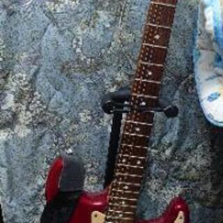 エレキギター  アンプセット スタンド付