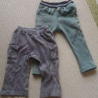 子ども用ズボン サイズ90
