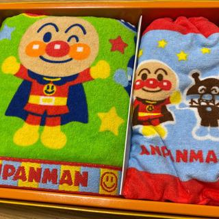 アンパンマン タオル&巾着セット