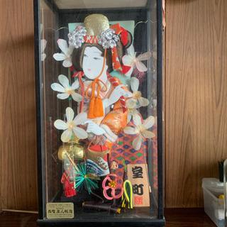 羽子板人形  5月人形