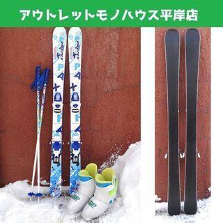 カザマ ジュニアカービングスキー 116cm 4点セット KAZ...