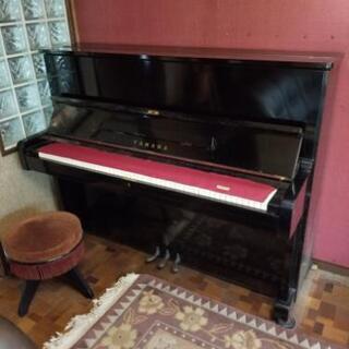 ピアノ YAMAHA 引き取りできる方