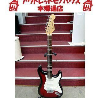 〇 札幌 エレキギター ストラトタイプ フォトジェニック …