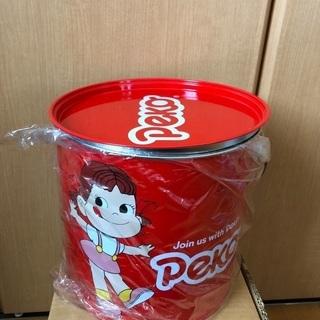 ペコちゃんオリジナルお楽しみ缶の画像