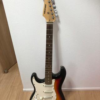 【引き取り限定】初心者用 左利きギター