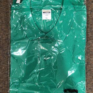 【新品未使用品】 ポロシャツ 緑色