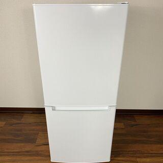 1*4 ニトリ グラシア 106L 2ドア冷凍冷蔵庫 NT…