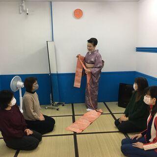 きもの着付け教室【令和きもの学院・三宮教室】入学受付中!