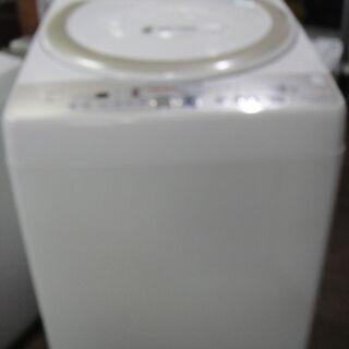 2010年製 シャープ全自動洗濯乾燥機 ES-TG73 7.0㎏...