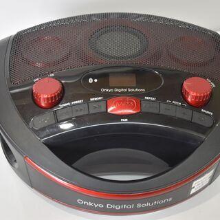ONKYO デジタルミュージックプレーヤー★スマホ、iPhone、iPodからBluetoothでワイヤレス再生可!USBメモリ・SDカード可 - 売ります・あげます