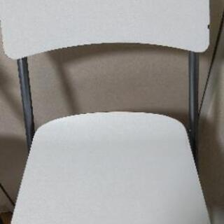 IKEA ハイチェア&カウンターテーブル - 家具