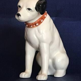 ニッパー犬 ☆その由来と昭和のレトロ品 ビクター犬