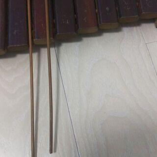 木琴 昭和レトロ - 楽器