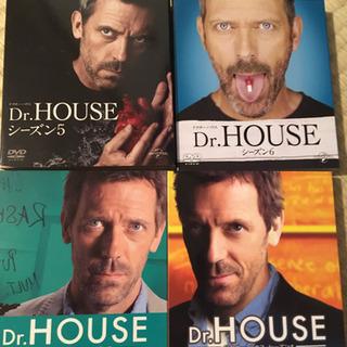 値下げ!!Dr HOUSE DVD