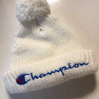 champion チャンピオン ニット帽子