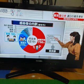 東芝32インチテレビ2011年製