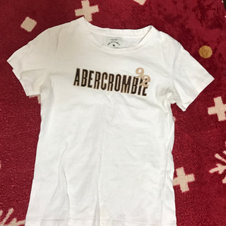 ABERCROMBIE AND FITCH Tシャツ Sの画像