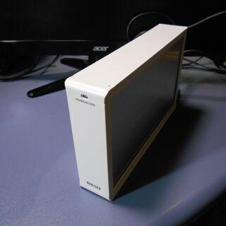 外付けハードディスク 500GB 中古