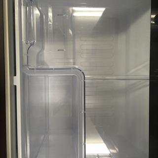 S135★1年保証★3ドア冷蔵庫★SHARP SJ-GW36D  2018年製 ⭐動作確認済⭐クリーニング済 - 売ります・あげます