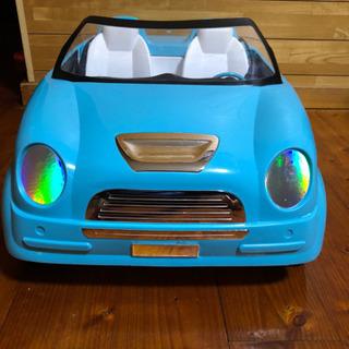 人形用 ミニクーパー オープンカー