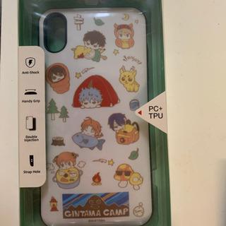 【ネット決済】iPhone6.5inch(銀魂)のケースをお譲り...