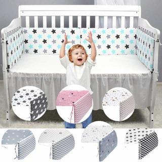赤ちゃん ベビーベッド サイドガードクッション❤️