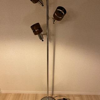 ニトリ フロアランプ スタンド照明 の画像
