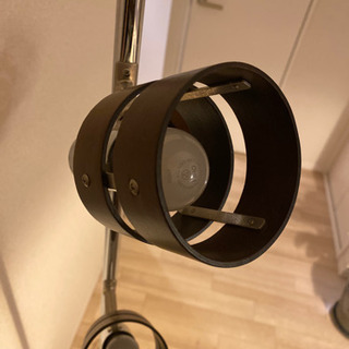 ニトリ フロアランプ スタンド照明  - 家具