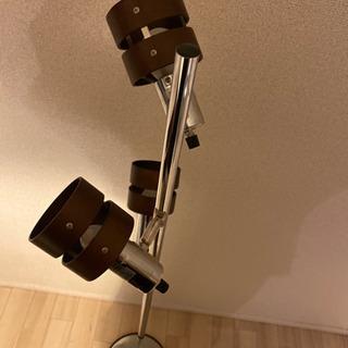 ニトリ フロアランプ スタンド照明  - 売ります・あげます