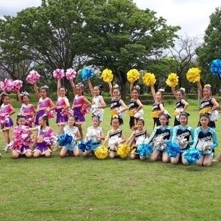 深谷上柴キッズチアダンスチームAngelet   【アンジェレッ...
