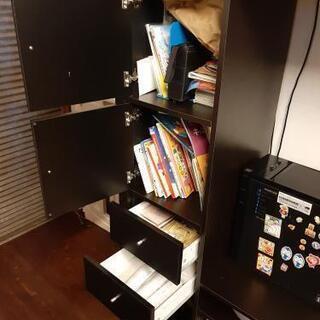 値下げ IKEA イケア テレビボード EXPEDITEシリーズ ブラック - 家具