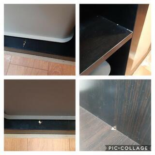 値下げ IKEA イケア テレビボード EXPEDITEシリーズ ブラック − 埼玉県