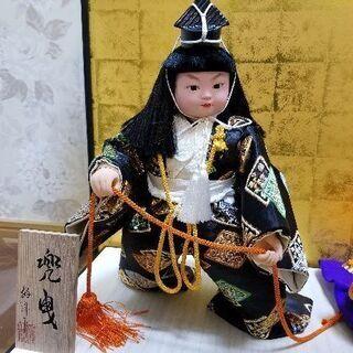 好洋作 日本人形 五月人形 兜